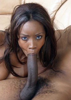 Black milfs show oral skills on the camera,..
