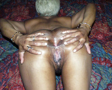 African granny liked her first sexual experience..