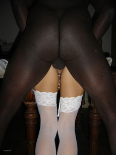 Red head swinger interracial threesome with two..