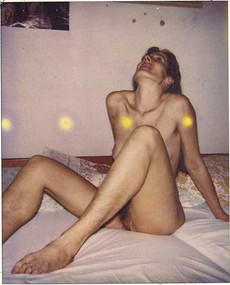 Very rare vintage porn photos with sexy girl..