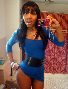 Hot pics with nice ebony girl
