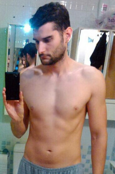 Bearded handsome, private naked photos