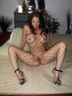 Horny mature girlfriends spreading their legs..