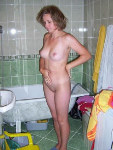Former wife's private photos