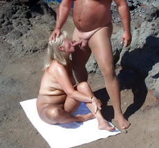 Pics with european nudists and some beach..