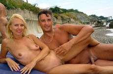 Swingers, nudists and naturists. Sex on the..