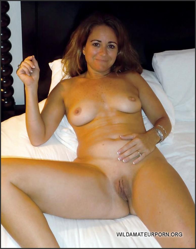Naked mature self